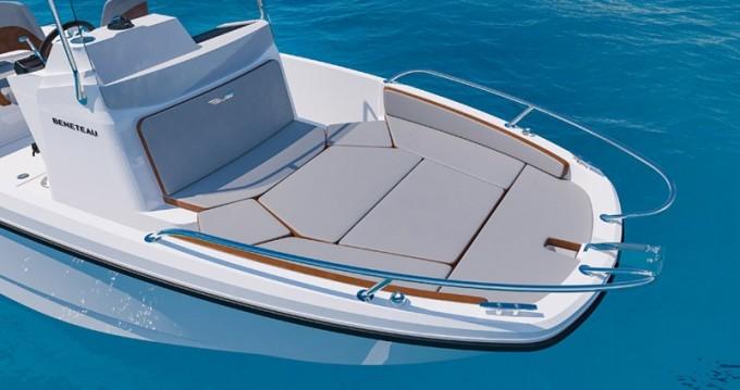 Rental Motorboat in Cambrils - Bénéteau Flyer 6