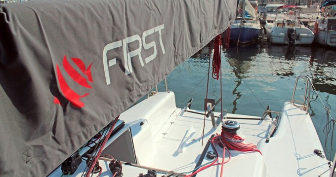 Boat rental Bénéteau First 24 in Cambrils on Samboat