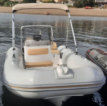 Boat rental Galéria cheap Tempest 505 Easy