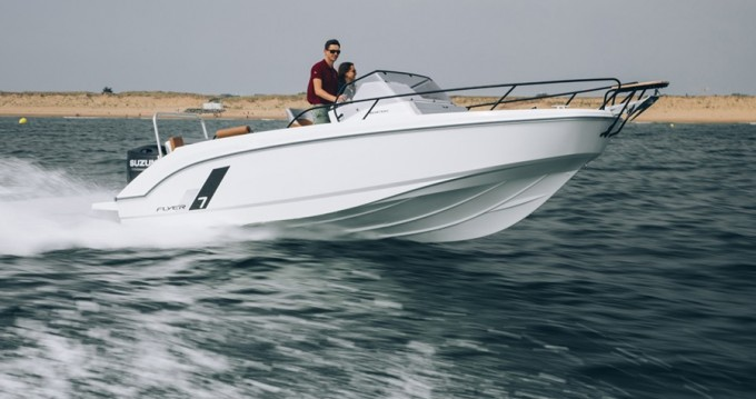 Boat rental Bénéteau Flyer 7 in Cambrils on Samboat