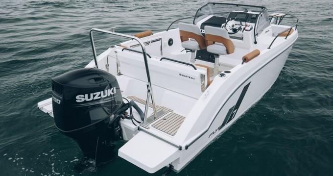 Rental yacht Cambrils - Bénéteau Flyer 7 on SamBoat