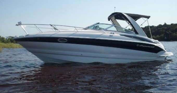 Motorboat for rent Old Port of Marseille at the best price