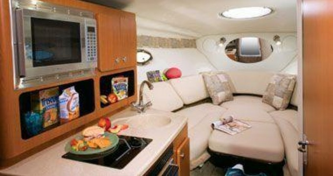Boat rental Old Port of Marseille cheap Crownline 270 CR