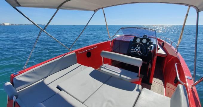 Rental Motorboat in Santa Pola - Nuva Nuva M6 Open