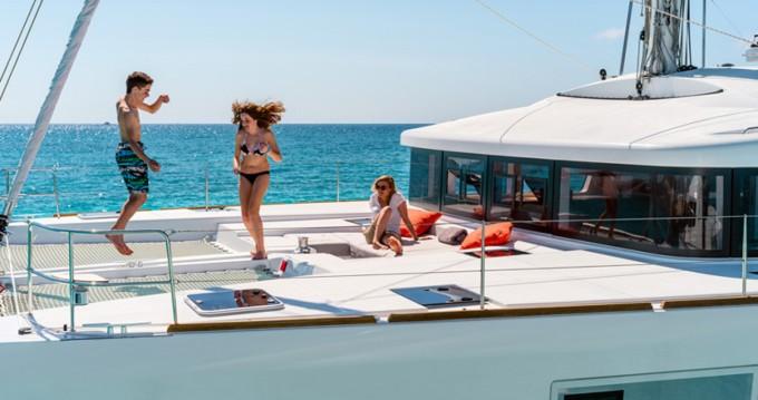 Rental Catamaran in Corfu - Lagoon Lagoon 52 F