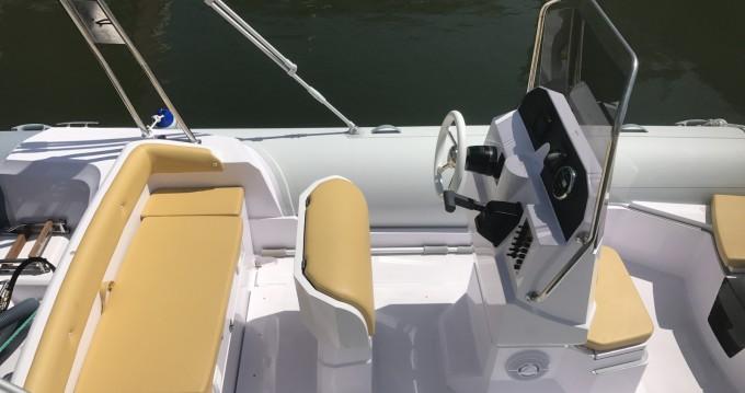 Italboats Predator 599 AS between personal and professional Santa Pola