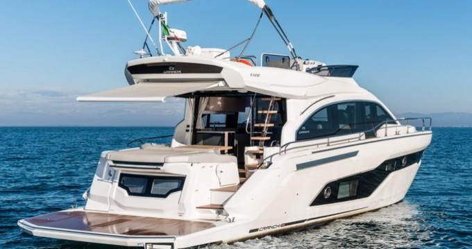 Rental Motorboat in Porto di Miseno - Cranchi E 52 F