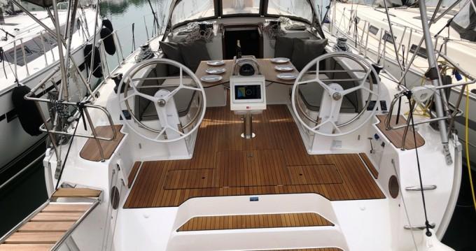 Rental yacht Kos - Bavaria Bavaria 46 Cruiser on SamBoat