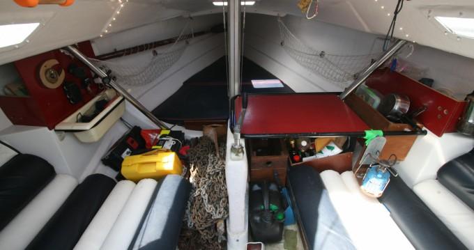 Rental yacht Port de Hyères (St Pierre) - Bénéteau First Classe 8 on SamBoat