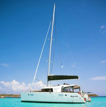 Hire Catamaran with or without skipper Lagoon Palau