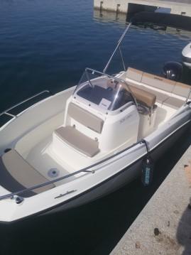Rental Motorboat in L'Estaque - Quicksilver AVTIV505OPEN