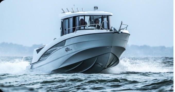 Boat rental Hendaye cheap Barracuda 7