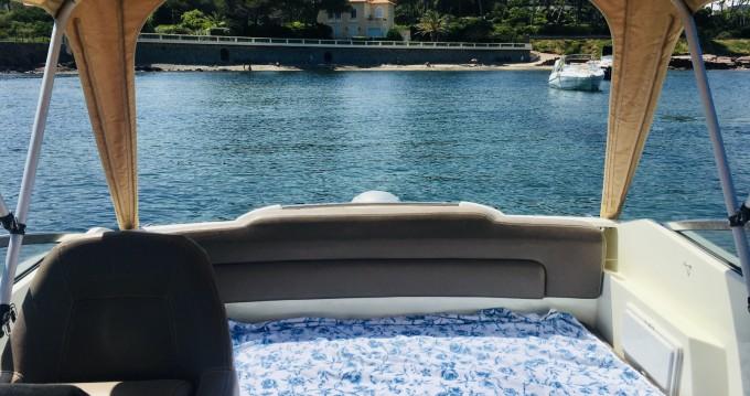 Rental yacht Port Santa-Lucia - Jeanneau Cap Camarat 5.5 DC on SamBoat