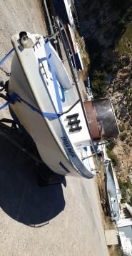 Boat rental L'Estaque cheap Aquafish 460