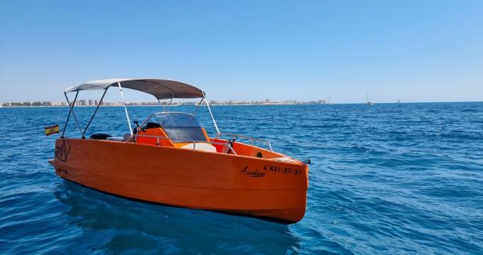 Rental yacht Torrevieja - Nuva Nuva M6 Open on SamBoat
