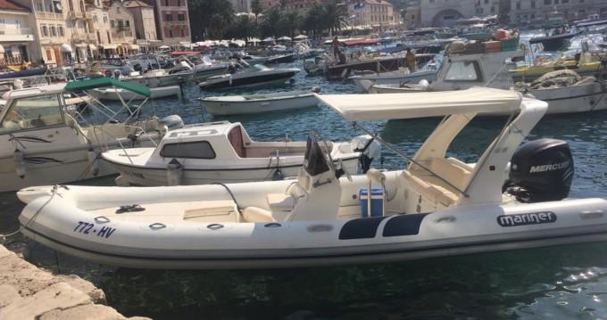 Boat rental Hvar cheap 150