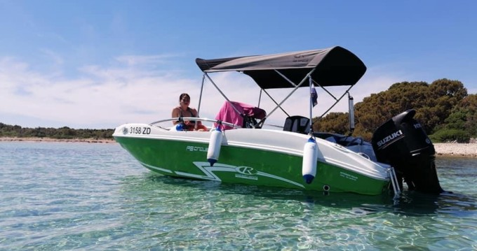 Hire Motorboat with or without skipper Rancraft Zadar