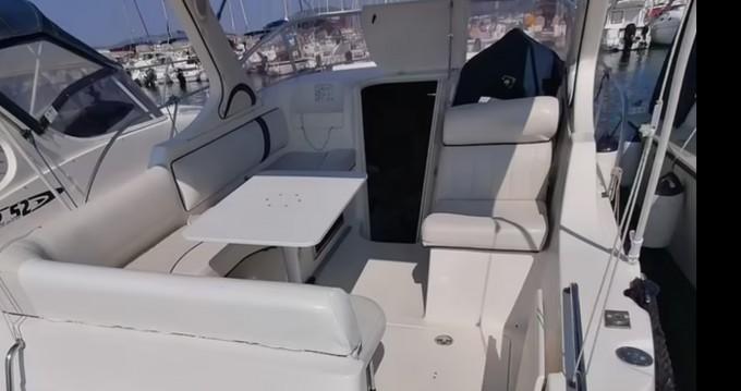 Boat rental Porto Siracusa cheap Riviera 24