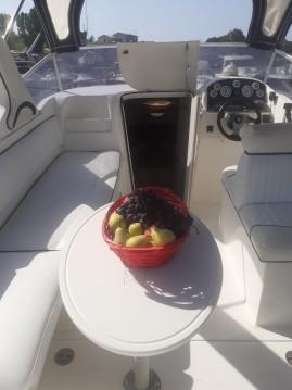 Boat rental Saver Riviera 24 in Porto Siracusa on Samboat