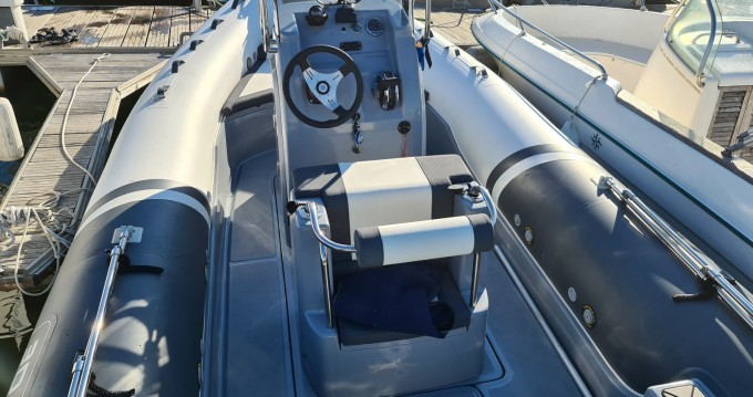 RIB for rent Pornichet at the best price