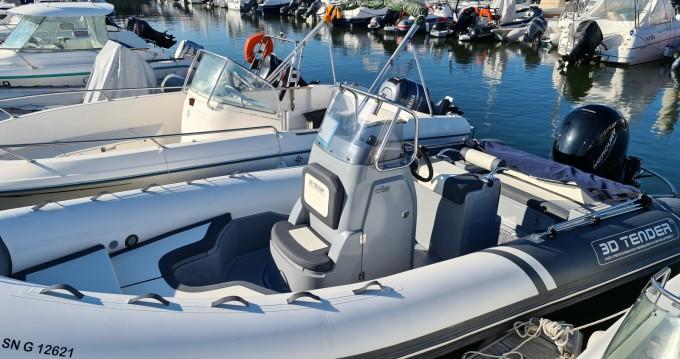 Boat rental Pornichet cheap Lux 655
