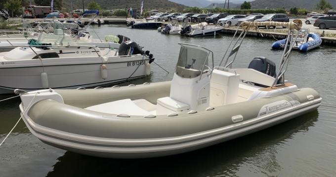Boat rental Capelli Tempest 626 Limited in Port Saint Florent on Samboat