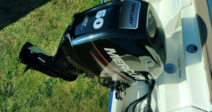 Rental yacht Carantec - Quicksilver Quicksilver 500 Commander on SamBoat