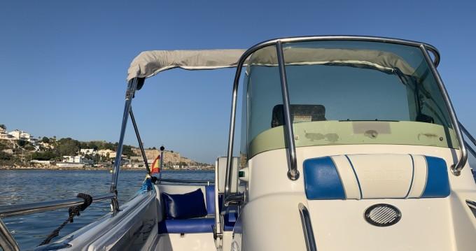 Boat rental Ranieri Stargate in Málaga on Samboat