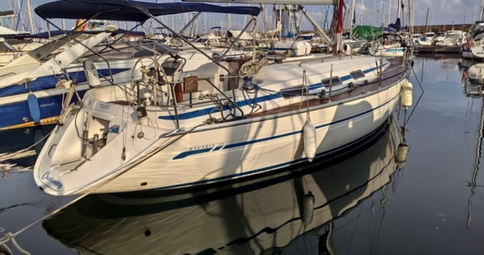 Bavaria Bavaria 38 Cruiser between personal and professional Port de Sitges Aiguadolç