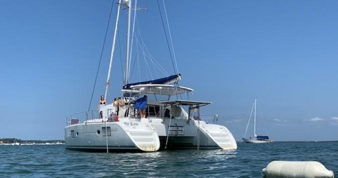 Rental yacht Port d'Arcachon - Lagoon Lagoon 380 S2 on SamBoat
