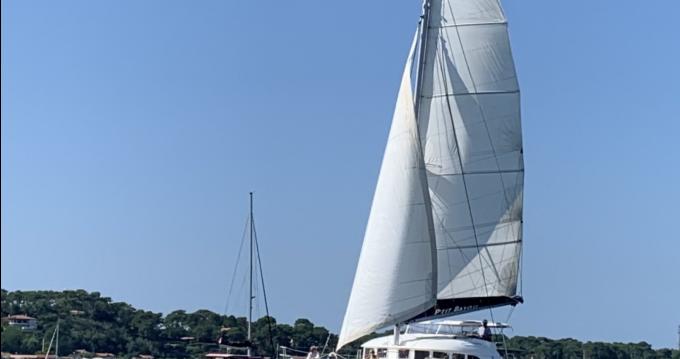 Catamaran for rent Port d'Arcachon at the best price