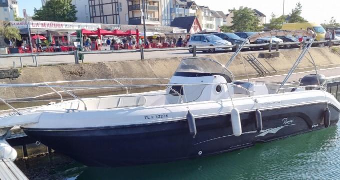 Boat rental Ranieri 26 S Voyager in Port du Crouesty on Samboat