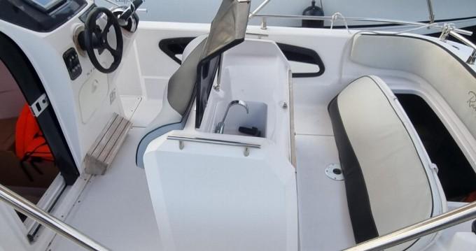 Rental Motorboat in Port du Crouesty - Ranieri 26 S Voyager