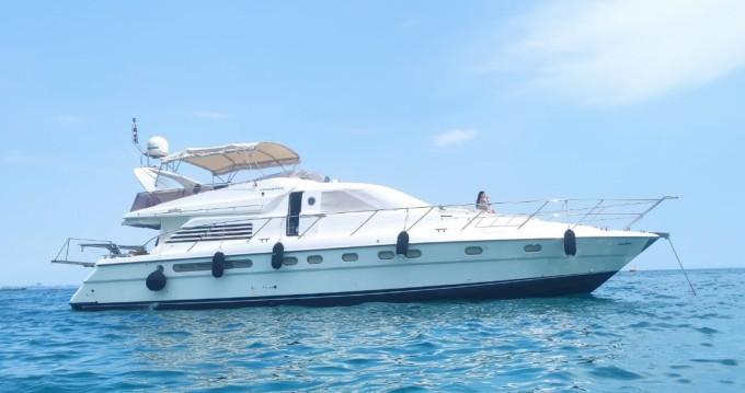Yacht for rent Konyaaltı at the best price