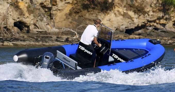 Boat rental Tarpon 590LX in Club Nautico Cala Gamba on Samboat