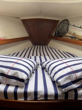 Rental Sailboat in Port de Sitges Aiguadolç - Bavaria Bavaria 38 Cruiser