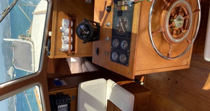 Sciallino Cabin 27 between personal and professional La Spezia