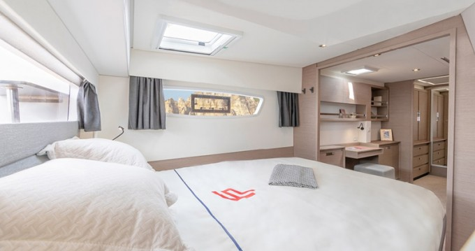 Boat rental Fountaine Pajot Elba 45 in Athens on Samboat
