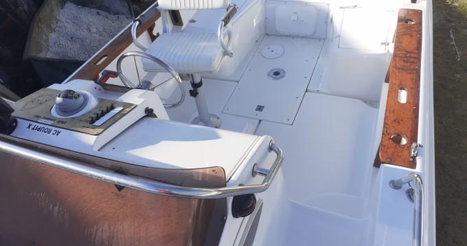 Boat rental Gujan-Mestras cheap 630 wa