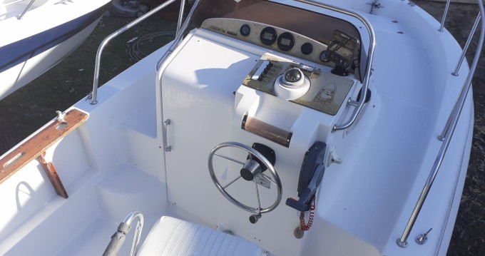 Rental yacht Gujan-Mestras - Arkos 630 wa on SamBoat
