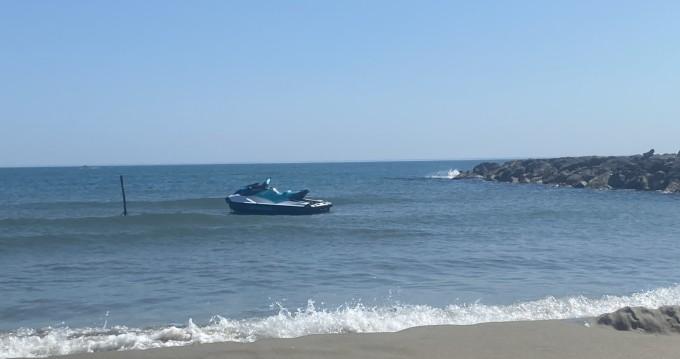 Rental yacht Saintes-Maries-de-la-Mer - Sea-Doo GTI 130 RB 21 INT on SamBoat