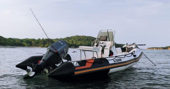 Rental yacht Porto-Vecchio - Zodiac Pro Open 550 on SamBoat