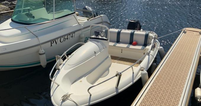 Rental yacht Palavas-les-Flots - Quicksilver Quicksilver 425 on SamBoat