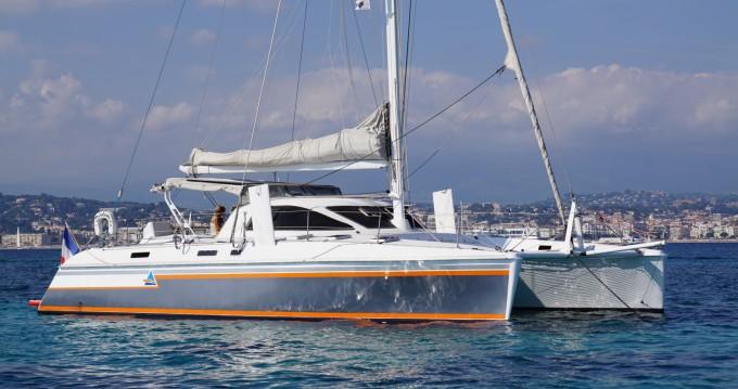 Rental Catamaran in La Rochelle - Catana Catana 42 S