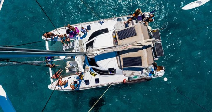 Catamaran for rent La Rochelle at the best price