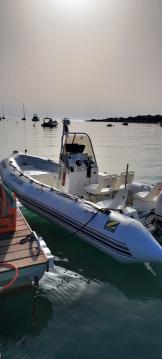 Hire RIB with or without skipper Zodiac Porto-Vecchio