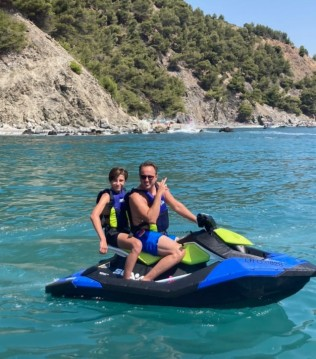 Sea-Doo Spark between personal and professional Hyères