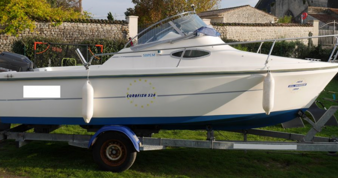 Rental Motorboat Sbpem with a permit