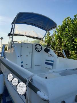 Sbpem Eurofish 520 between personal and professional Cadillac-en-Fronsadais