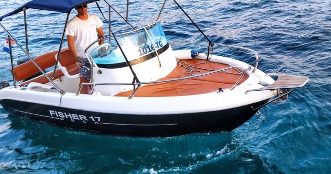 Rental yacht Hvar - Primus marine Fisher 17 Sundeck on SamBoat